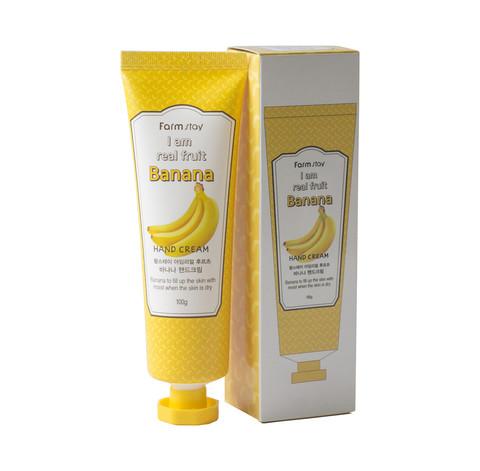 Крем для рук с экстрактом банана FarmStay 100 г