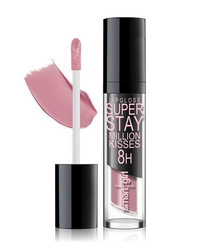 Супер стойкий блеск для губ Smart girl Million kisses тон 211