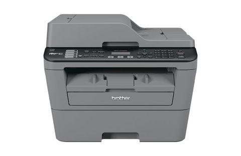 МФУ Brother MFC-L2700DNR - формат A4, 32 Мб, 24 стр/мин, факс, USB, приложения, старт.картридж 700 стр, 3 года гарантии (MFCL2700DNR1)