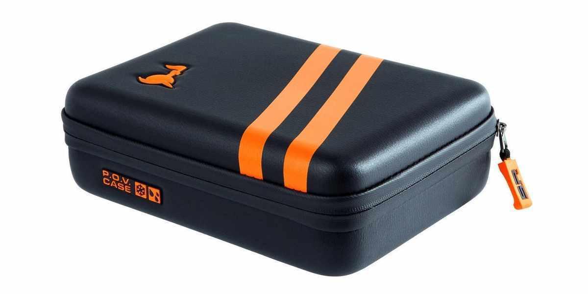Кейс SP POV AQUA Uni-Edition Case водонепроницаемый фото сбоку
