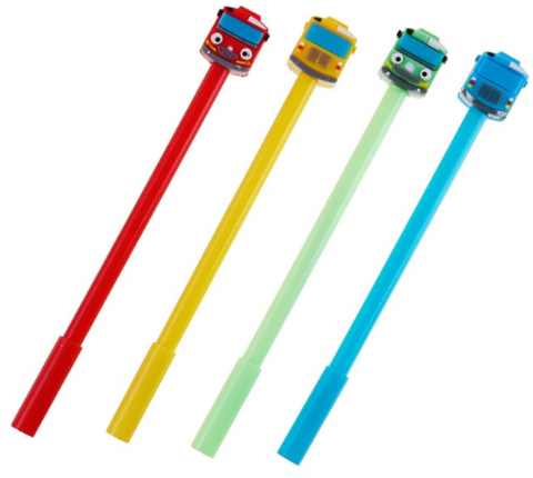 061-9906 Ручка шариковая-прикол, «Машина», МИКС (1 шт)
