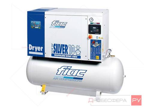 Винтовой компрессор FIAC NEW SILVER D 7,5/300