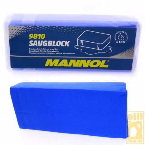 Mannol 9810 SAUGBLOCK