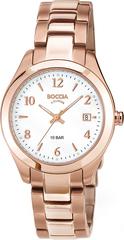 Женские наручные часы Boccia Titanium 3224-04