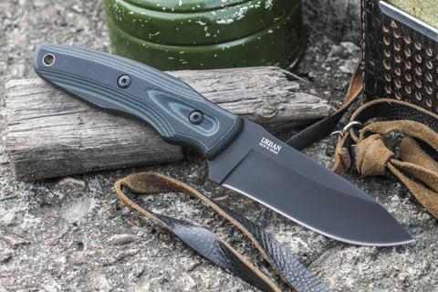 Тактический нож Urban AUS-8 Black Titanium