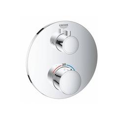 Термостат встраиваемый на 2 потребителя Grohe Grohtherm 24076000 фото