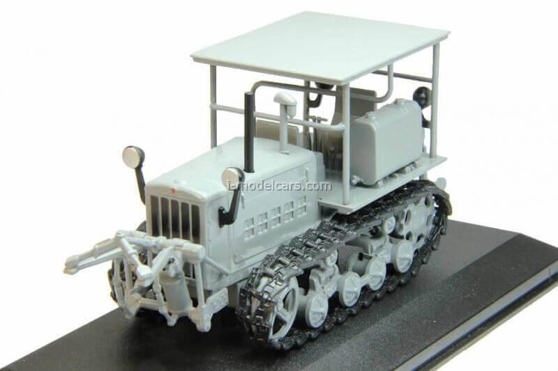 Tractor DT-57 1:43 Hachette #34