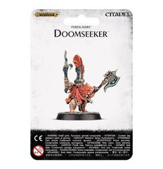 Fyreslayer Doomseeker