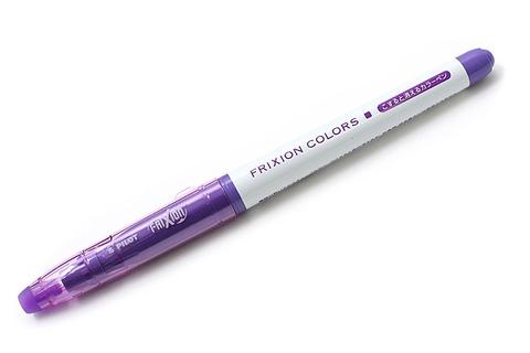 Стираемый маркер Pilot FriXion Colors (V — violet — фиолетовый)