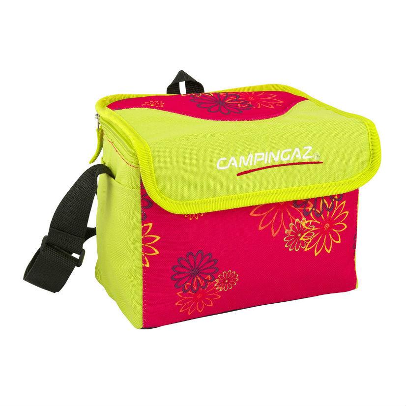 Сумка-холодильник (термосумка) Campingaz 4L (желтая/красная)