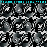 The Rolling Stones / Steel Wheels (LP)