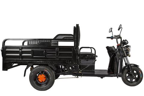 Грузовой электрический трицикл D2 1500 60V 1000W