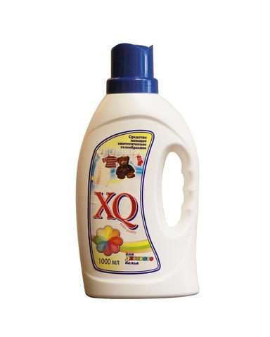 AquaSun XQ Средство моющее синтетическое гелеобразное для детского белья 1000 мл