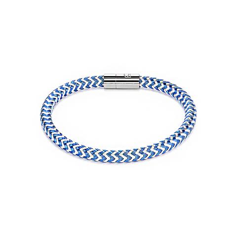 Браслет Coeur de Lion 0116/35-0717 цвет голубой