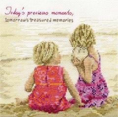 Набор для вышивания DMC Precious Moments