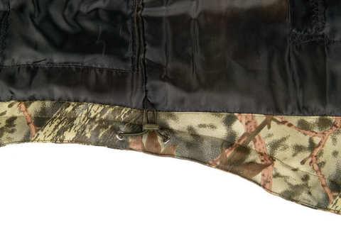 Охотничий жилет с подогревом RedLaika RL-H-03 (Серый каштан)