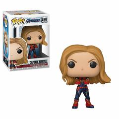 POP Marvel: Avengers Endgame - Captain Marvel