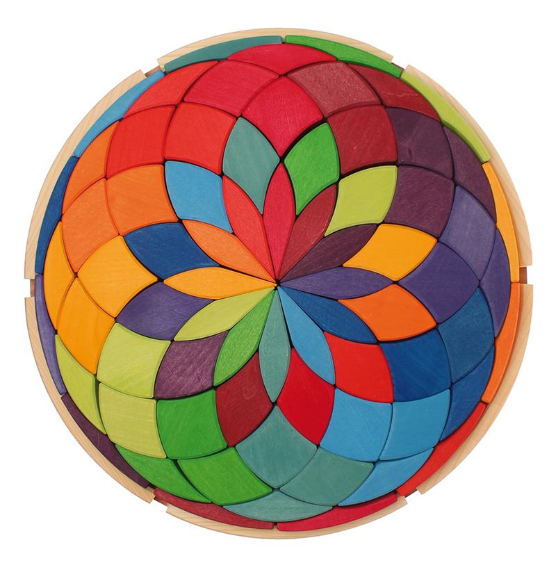 Объемная Мозаика Спираль, большая