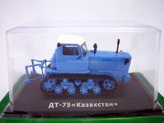 Tractor DT-75M Kazakhstan 1:43 Hachette #58