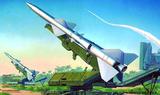 Пусковая установка с ракетой  1:35