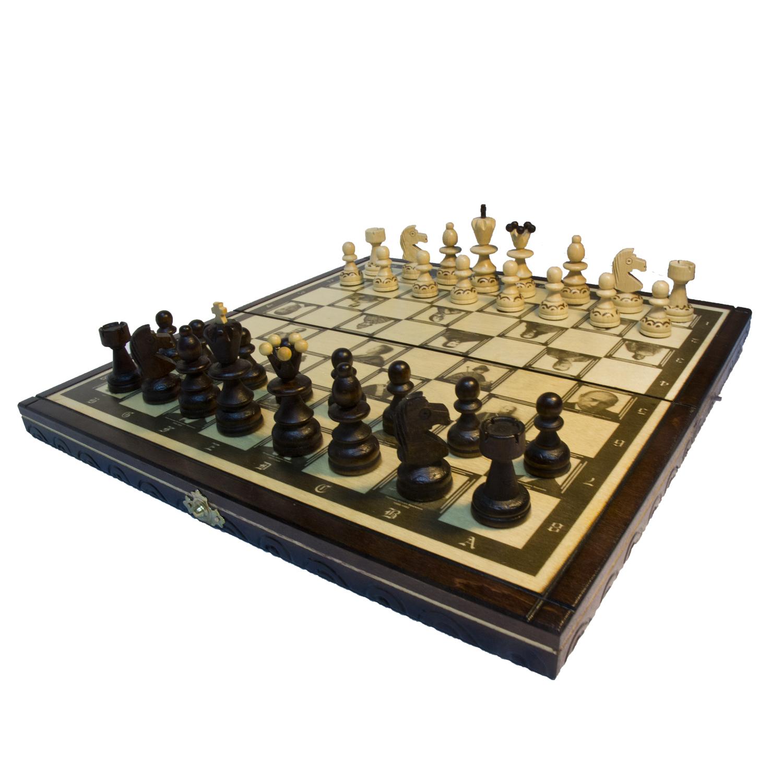 Шахматы Империя 134AP пр-во Польша