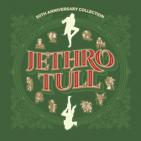 Jethro Tull / 50th Anniversary Collection (CD)