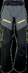 Summit Shell Pant / Черно-желтый