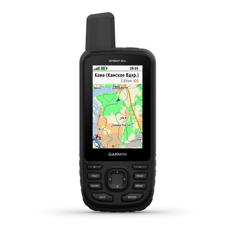 Навигатор Garmin GPSMAP 66ST Russia (010-01918-14)