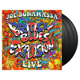 Joe Bonamassa / British Blues Explosion Live (3LP)