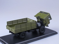 GAZ-66-12 board khaki 1:43 Start Scale Models (SSM)