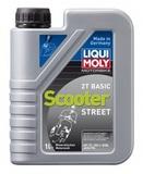Liqui Moly Motorbike 2T Basic Scooter Street - Минеральное моторное масло для скутеров