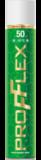 Пена монтажная бытовая PROFFLEX GREEN 50 Зима 750мл (12шт/кор)