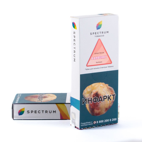 Табак Spectrum Barberry (Барбарис) 100 г