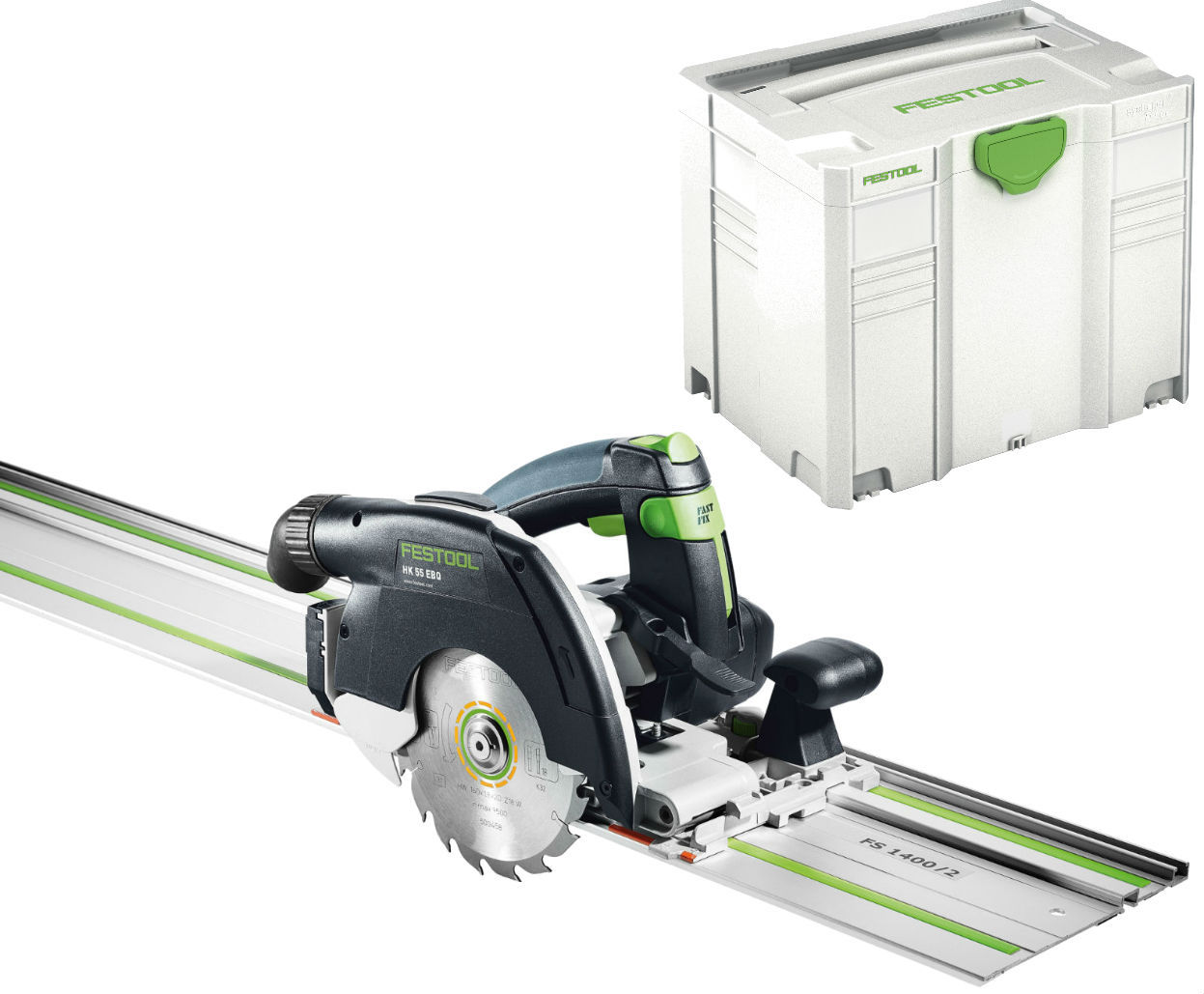 Дисковая пила HK 55 EBQ-Plus-FS Festool 574673