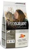 PRONATURE Holistic Adult Dog Turkey&Cranberries Formula Корм сухой для собак Индейка с клюквой 6,8 кг. (102.2004а)
