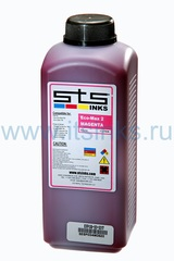 Эко-сольвентные чернила STS Eco-Max2 Magenta 1000 мл
