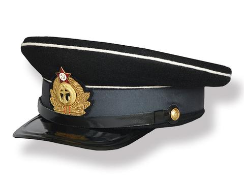 Фуражка комначсостава РККФ обр.1939г. (копия)