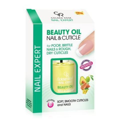 GR Леч. серия 05 масло для ногтей и кутикулы- Beauty Oil