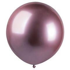 И Хром Розовый 91, Металл / Shiny Pink 91 / 5 шт. /