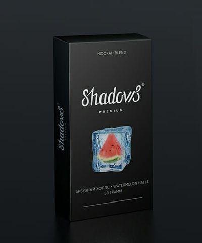 Бестабачная смесь Shadows - Арбузный Холлс