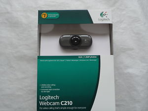 LOGITECH C210