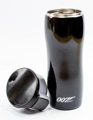 Термокружка el Gusto «Agent 007» черная 470 мл