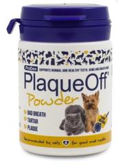 Proden Plaqueoff средство для борьбы с зубным камнем у собак и кошек