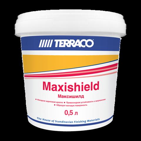 Terraco Maxishield/Террако Максишилд акриловая краска для фасадных работ
