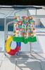 Полотенце детское 37x50 Feiler Ducky Patch зеленое
