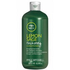 Объемообразующий кондиционер с экстрактами лимона и шалфея Paul Mitchell Lemon Sage Thickening Conditioner 300 мл