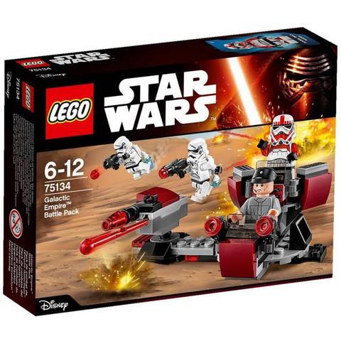 LEGO Star Wars: Боевой набор Галактической Империи 75134 — Galactic Empire Battle Pack — Лего Стар ворз Звёздные войны Эпизод