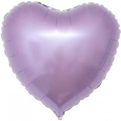 F Сердце, Сиреневый, 18