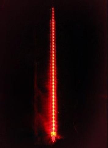 Сосулька тающая 0.8 метров гирлянда