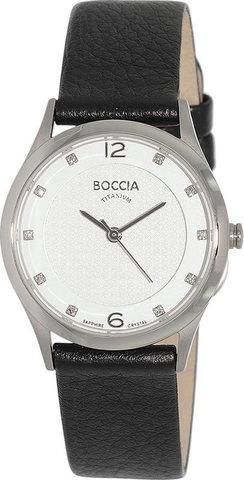 Купить Женские наручные часы Boccia Titanium 3227-01 по доступной цене
